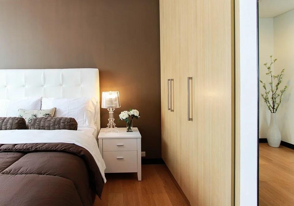Vhodné skříně do ložnice