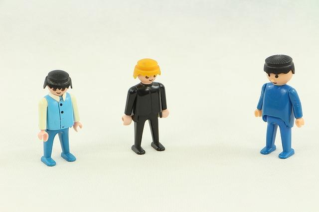 malé figurky