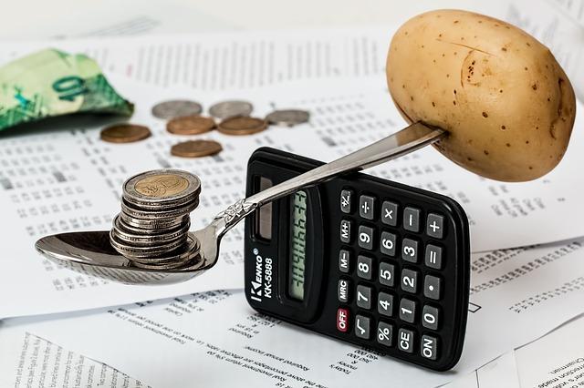 mince – kalkulačka – brambora (rozpočet)