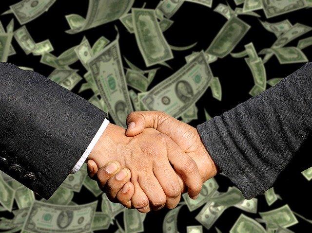 uzavření finanční dohody
