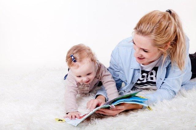 učící se dítě